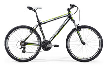 Merida Matts 10-V Mountainbike zwart